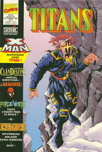 Cover Thumbnail for Titans (Semic S.A., 1989 series) #213