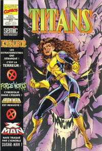 Cover Thumbnail for Titans (Semic S.A., 1989 series) #214