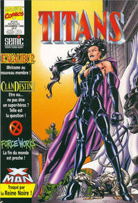 Cover Thumbnail for Titans (Semic S.A., 1989 series) #215