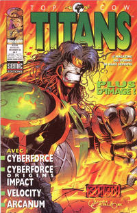 Cover Thumbnail for Titans (Semic S.A., 1989 series) #218