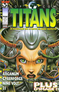 Cover Thumbnail for Titans (Semic S.A., 1989 series) #220