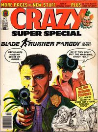 Cover Thumbnail for Crazy Magazine (Marvel, 1973 series) #91