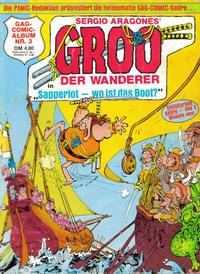 Cover Thumbnail for Groo der Wanderer (Condor, 1984 series) #3