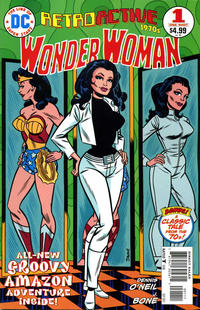 Cover Thumbnail for DC Retroactive: Wonder Woman - The '70s (DC, 2011 series) #1