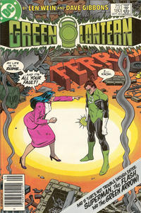 Cover Thumbnail for Green Lantern (DC, 1960 series) #180 [Newsstand]
