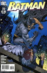 Cover Thumbnail for Batman (DC, 1940 series) #712 [Direct Sales]
