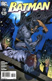 Cover Thumbnail for Batman (DC, 1940 series) #712
