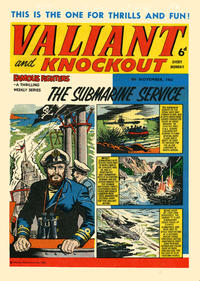 Cover Thumbnail for Valiant and Knockout (IPC, 1963 series) #9 November 1963