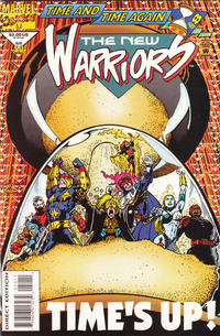 Cover Thumbnail for The New Warriors (Marvel, 1990 series) #50 [Regular Edition]