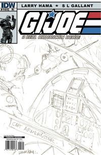 Cover Thumbnail for G.I. Joe: A Real American Hero (IDW, 2010 series) #165 [Cover RI]