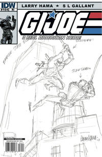 Cover Thumbnail for G.I. Joe: A Real American Hero (IDW, 2010 series) #164 [Cover RI]