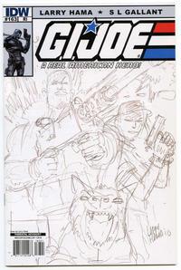 Cover Thumbnail for G.I. Joe: A Real American Hero (IDW, 2010 series) #163 [Cover RI]
