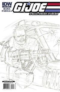 Cover Thumbnail for G.I. Joe: A Real American Hero (IDW, 2010 series) #157 [Cover RI]