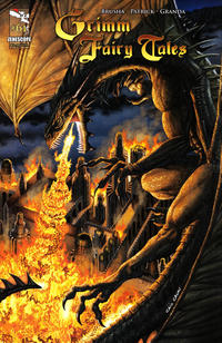 Cover Thumbnail for Grimm Fairy Tales (Zenescope Entertainment, 2005 series) #61 [Cover B - Caio Cacau]