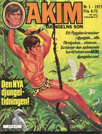 Cover Thumbnail for Akim (Semic, 1977 series) #1/1977
