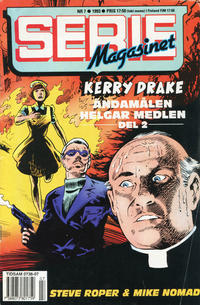 Cover Thumbnail for Seriemagasinet (Semic, 1970 series) #7/1993
