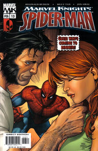 Cover Thumbnail for Marvel Knights Spider-Man (Marvel, 2004 series) #13 [Direct Edition]