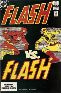 Cover Thumbnail for The Flash (DC, 1959 series) #323 [Direct Edition]