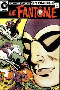 Cover Thumbnail for Le Fantôme (Editions Héritage, 1975 series) #4