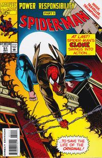 Cover Thumbnail for Spider-Man (Marvel, 1990 series) #51