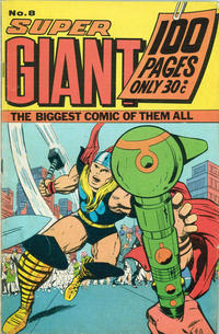 Cover Thumbnail for Super Giant (K. G. Murray, 1973 series) #8