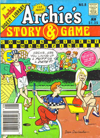 Cover Thumbnail for Archie's Story & Game Digest Magazine (Archie, 1986 series) #8