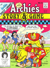 Cover Thumbnail for Archie's Story & Game Digest Magazine (Archie, 1986 series) #21