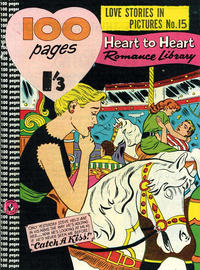 Cover Thumbnail for Heart to Heart Romance Library (K. G. Murray, 1958 series) #15