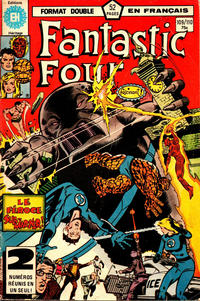 Cover Thumbnail for Fantastic Four (Editions Héritage, 1968 series) #109/110