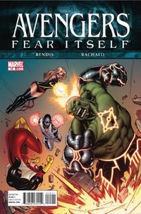 Cover Thumbnail for Avengers (Marvel, 2010 series) #15