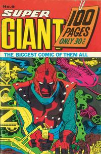 Cover Thumbnail for Super Giant (K. G. Murray, 1973 series) #9