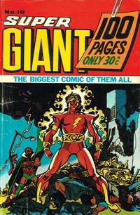 Cover Thumbnail for Super Giant (K. G. Murray, 1973 series) #10
