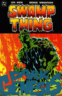 Cover Thumbnail for Swamp Thing: Dark Genesis (DC, 1992 series)  [First Printing]