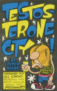 Cover Thumbnail for Testosterone City (Starhead Comix, 1990 series)