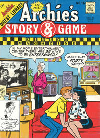 Cover Thumbnail for Archie's Story & Game Digest Magazine (Archie, 1986 series) #16 [Direct]