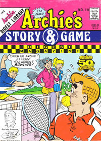 Cover Thumbnail for Archie's Story & Game Digest Magazine (Archie, 1986 series) #19 [Direct]