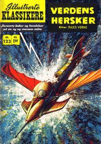 Cover Thumbnail for Illustrerte Klassikere [Classics Illustrated] (Illustrerte Klassikere / Williams Forlag, 1957 series) #123 - Verdens hersker