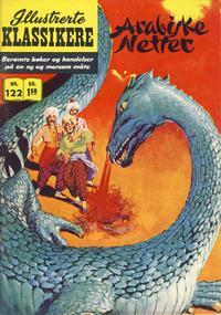 Cover Thumbnail for Illustrerte Klassikere [Classics Illustrated] (Illustrerte Klassikere / Williams Forlag, 1957 series) #122 - Arabiske netter [1. opplag]