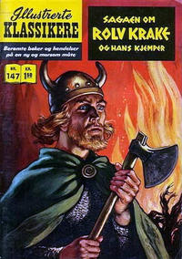 Cover Thumbnail for Illustrerte Klassikere [Classics Illustrated] (Illustrerte Klassikere / Williams Forlag, 1957 series) #147 - Sagaen om Rolv Krake og hans kjemper