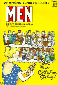 Cover Thumbnail for Wimmen's Comix (Rip Off Press, 1989 series) #16