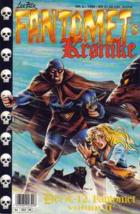Cover Thumbnail for Fantomets krønike (Semic, 1989 series) #6/1994
