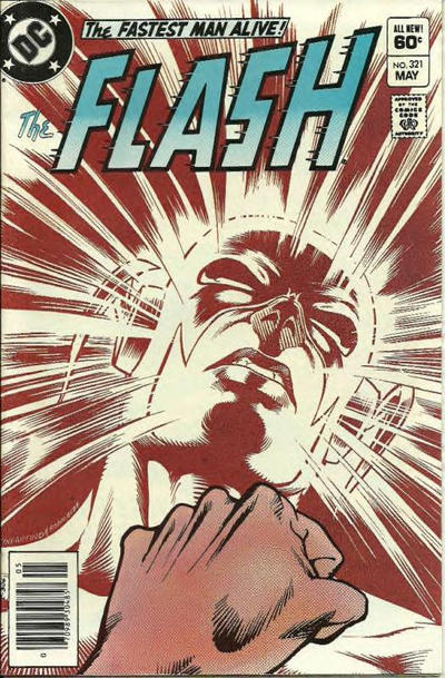 Cover for The Flash (DC, 1959 series) #321 [Direct-Sales]