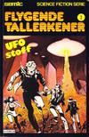 Cover for Flygende tallerkener (Semic, 1979 series) #2
