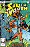 Cover for Spider-Woman (Marvel, 1978 series) #49 [Direct]
