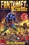 Cover for Fantomets krønike (Semic, 1989 series) #1/1992