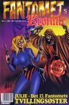 Cover for Fantomets krønike (Semic, 1989 series) #3/1992