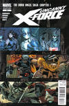 Cover for Uncanny X-Force (Marvel, 2010 series) #11 [2nd Printing]