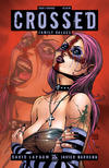 Cover for Crossed Family Values (Avatar Press, 2010 series) #3 [2010 C2E2 Exclusive Chicago Cover - Matt Martin]