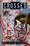 Cover for Crossed Family Values (Avatar Press, 2010 series) #4 [2010 Long Beach Comic Con Exclusive Long Beach Cover - Michael DiPascale]