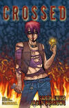 Cover for Crossed (Avatar Press, 2008 series) #2 [2008 New York Comic Con Exclusive Cover - Jacen Burrows]